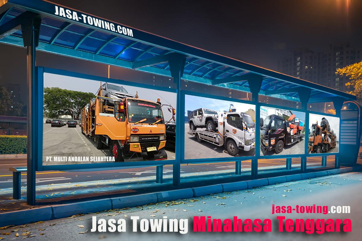 Jasa Towing Minahasa Tenggara