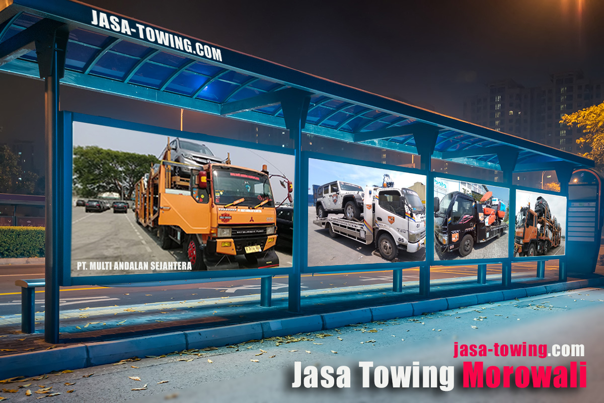 Jasa Towing Morowali