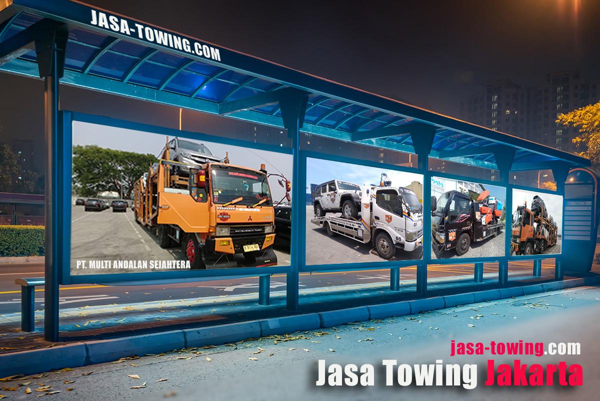 Jasa Towing Jakarta